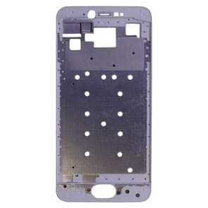 Middle Frame Bezel Plate for Meizu Pro 6 Plus (White)