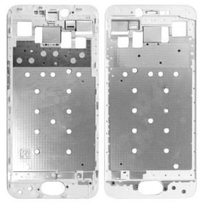 Middle Frame Bezel Plate for Meizu Pro 6s (White)