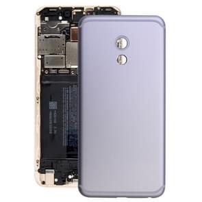 Batterij achtercover voor Meizu Pro 6 (zilver)