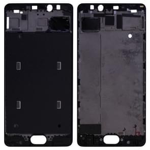 Middle Frame Bezel Plate for Meizu PRO 7 Plus (Black)