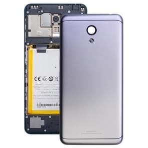 Achterklep van de batterij voor Meizu M6/Meilan 6 (zilver)