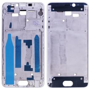 Middle Frame Bezel Plate for Meizu M5 Note / Meilan Note 5 (White)