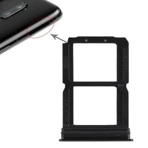 2 x SIM Card Tray for OnePlus 6T (Jet Black)