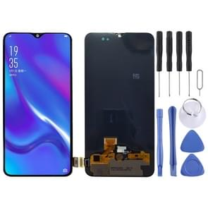 LCD Screen and Digitizer Full Assembly for OPPO K1 (Black)
