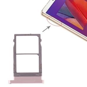 SIM-kaart lade + SIM-kaart lade voor Lenovo EDGE Z2151 (goud)