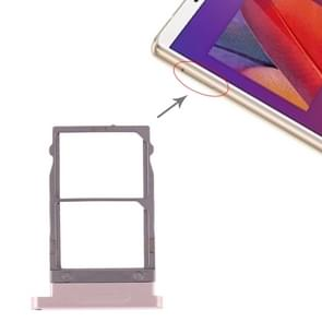 SIM Card Tray + SIM Card Tray for Lenovo EDGE Z2151 (Gold)