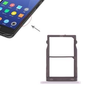 SIM Card Tray + SIM Card Tray for Lenovo ZUK Z2 (White)