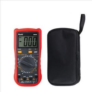 Kaisi 9805 Anti-burning Multifunctional Digital Universal Multimeter Auto-Range Digital Multimeter