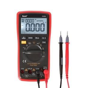 K-9033 digitale multimeter LCD display handheld digitale multimeter voor mobiele telefoon reparatie