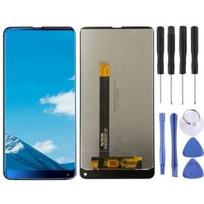 LCD Screen and Digitizer Full Assembly for VKworld S8(Blue)