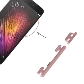 Power Button and Volume Control Button for Xiaomi Mi 5 (Gold)