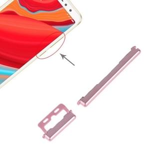 Power Button and Volume Control Button for Xiaomi Redmi S2 (Pink)