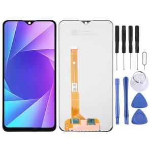 LCD Screen and Digitizer Full Assembly for Vivo U1 (Black)