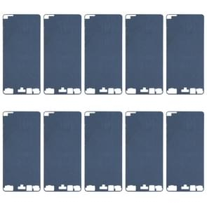 10 PCS Front Housing Adhesive for Nokia 8