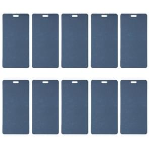 10 PCS Front Housing Adhesive for Nokia 6.1