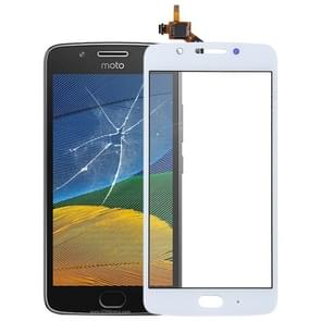 Touch Panel Digitizer for Motorola Moto G5(White)