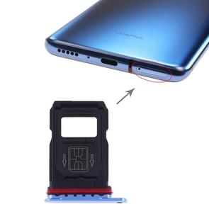 SIM Card Tray + SIM Card Tray for OnePlus 7 Pro (Blue)