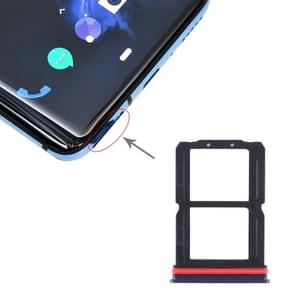 SIM Card Tray + SIM Card Tray for OnePlus 7(Blue)