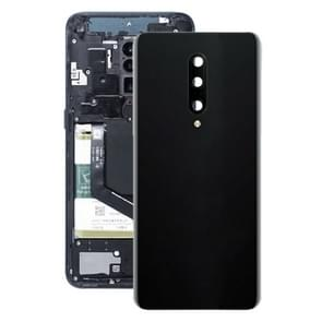 Battery back cover voor OnePlus 7 Pro (zwart)