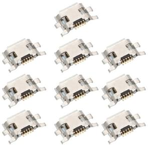 10 PCS Charging Port Connector for Motorola Moto G2 / Moto G (2nd gen) XT1063 XT1064 XT1068 XT1069