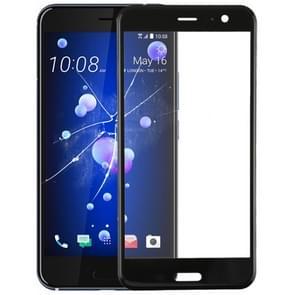 Voorste scherm buitenste glaslens voor HTC U11(Black)
