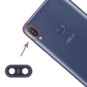 Camera Lens Cover for Asus Zenfone Max Pro M1 ZB601KL ZB602KL ZB555KL(Black)