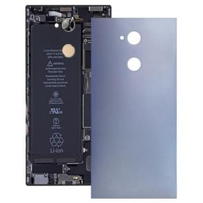 Back Cover with Side Keys for Sony Xperia XA2 Ultra(Grey)