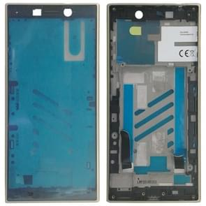 Front Housing LCD Frame Bezel for Sony Xperia L2 (Gold)