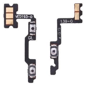 Aan/uit-knop & volume knop Flex-kabel voor OnePlus 7