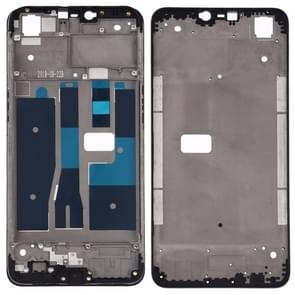 Front Housing LCD Frame Bezel Plate for OPPO A5 / A3s(Black)