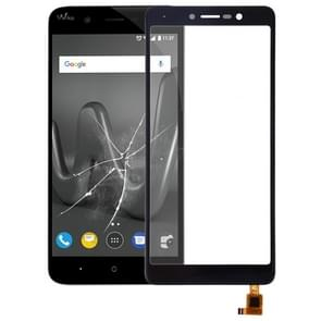 Touch Panel for Wiko Tommy 3 (Black)