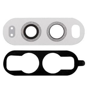 Terug van de Camera-Lens met lijm voor LG V20 (wit)