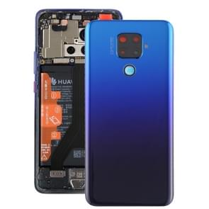 Original Battery Back Cover with Camera Lens for Huawei Mate 30 Lite(Twilight)