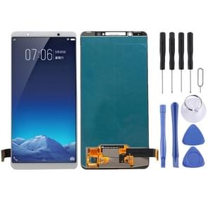 LCD Screen and Digitizer Full Assembly for Vivo X20 Plus (White)