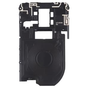 Back Housing Frame with NFC Coil for LG G7 ThinQ / G710 / G710EM / G710PM / G710VMP