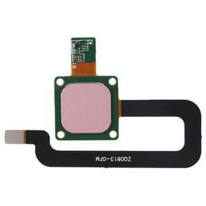 Vingerafdruk sensor Flex kabel voor ASUS Zenfone 3s Max ZC521TL (roze)