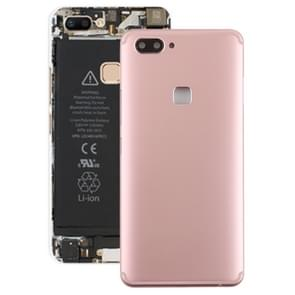 Back Cover with Camera Lens for Vivo X20(Rose Gold)