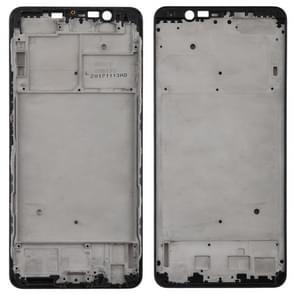 For Vivo X20 Front Housing LCD Frame Bezel Plate(Black)