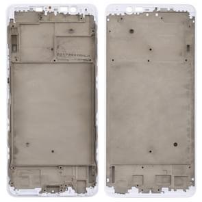 Vivo X20 Front Housing LCD Frame Bezel Plate(White)