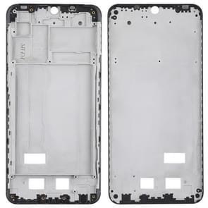 For Vivo Y97 Front Housing LCD Frame Bezel Plate(Black)