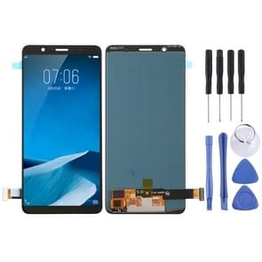 LCD Screen and Digitizer Full Assembly for Vivo X20 (Black)