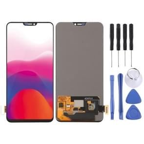 LCD Screen and Digitizer Full Assembly for Vivo X21 (Black)