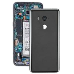 Batterij achtercover met camera lens voor HTC U11 Eyes (zwart)