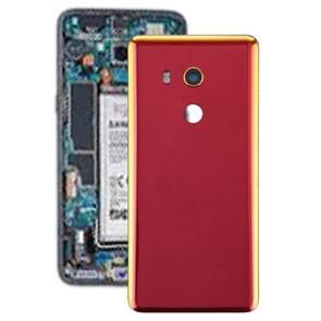 Batterij achtercover met camera lens voor HTC U11 Eyes (rood)