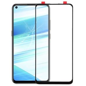 Front Screen Outer Glass Lens for Vivo Z5x (Black)