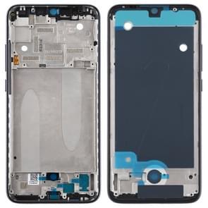 Middelste omlijsting plaat voor Xiaomi mi CC9 (zwart)