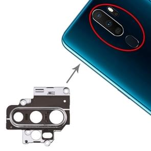 Camera lens cover voor OPPO A11x (Zilver)