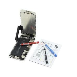 JIAFA magnetische schroeven Mat voor iPhone 8 Plus