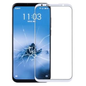 Front Screen Outer Glass Lens for Meizu 16 Plus (White)