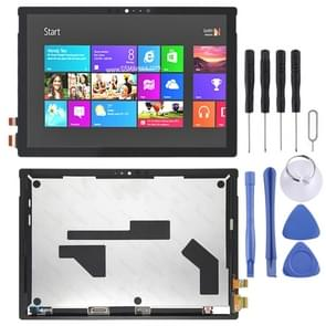 LCD Screen and Digitizer Full Assembly for Microsoft Surface Pro 6 1807 (Black)